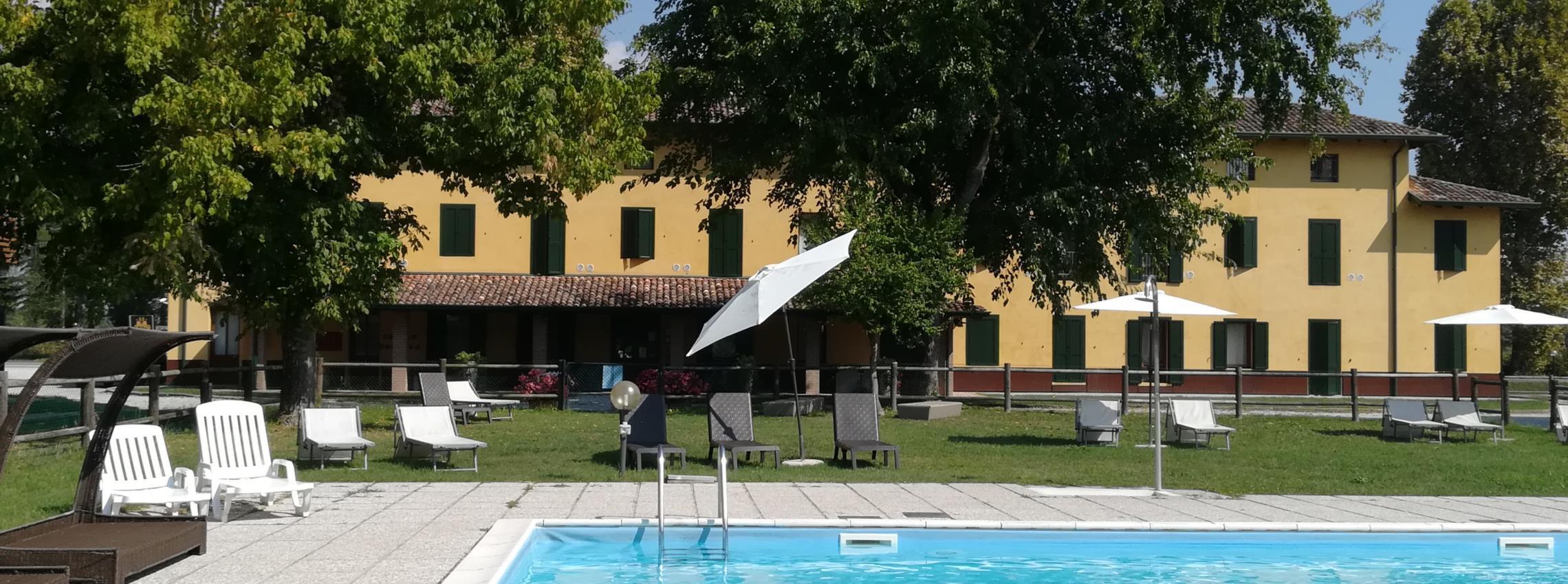 Agriturismo Aquileia con piscina